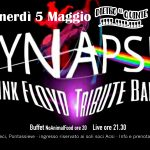 5 Maggio – Synapse Pink Floyd tribute band