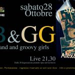 28 Ottobre – BB&GG – blues band and groovy girls